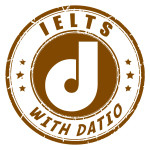 IELTS WITH DATIO COMPANY LIMITED
