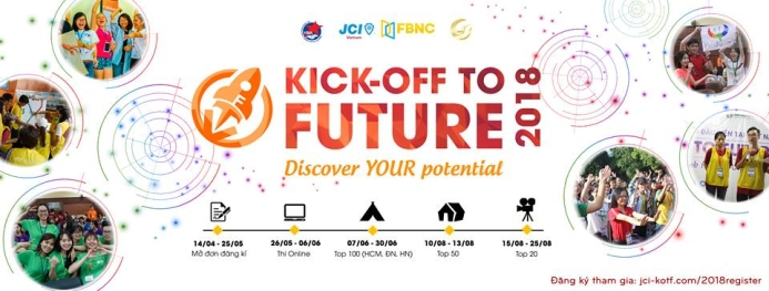 KICK-OFF TO FUTURE 2018
